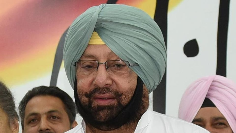 Punjab chief minister Captain Amarinder Singh on Sunday directed the state's traffic enforcement authorities to crackdown on overspeeding and violation of traffic rules.