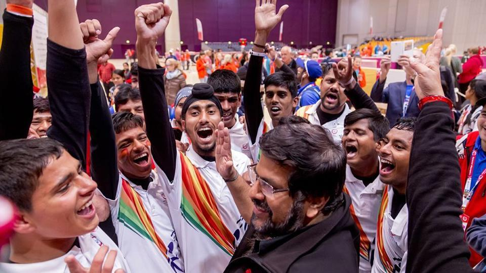Special Olympics World Winter Games,Special Olympics,Special Olympics Bharat