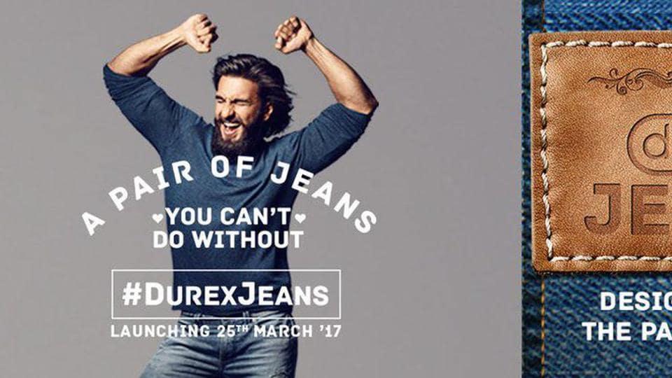 Durex launches new condom brand Jeans in India