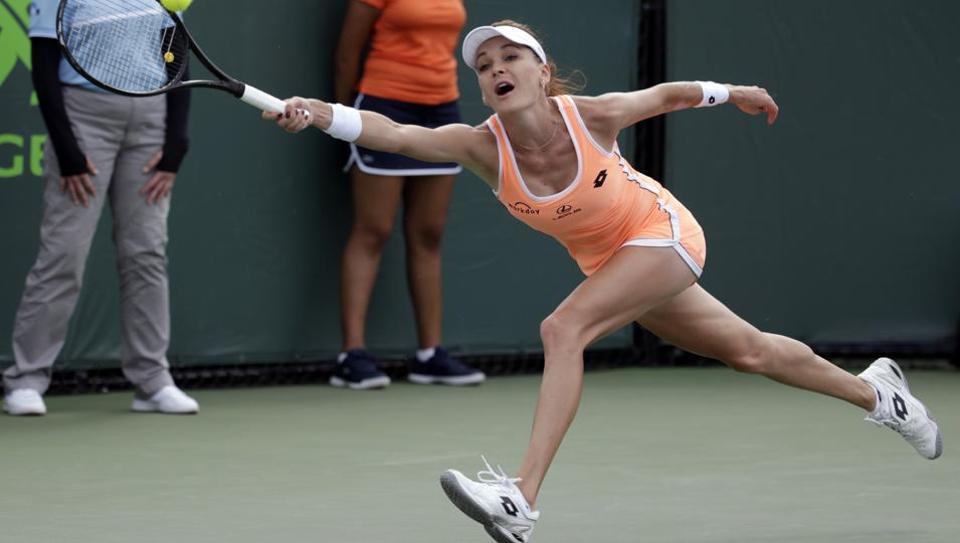 Karolina Pliskova,Agnieszka Radwanska,Miami Open