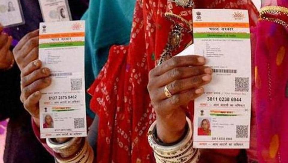 PAN card not linked with Aadhar card may be invalid after December