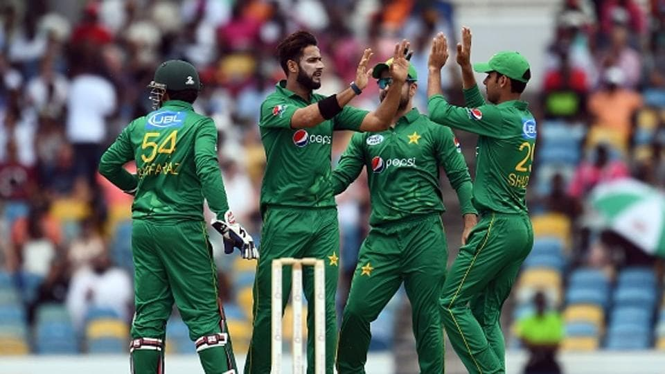 West Indies vs Pakistan,WI vs Pak,Live cricket score