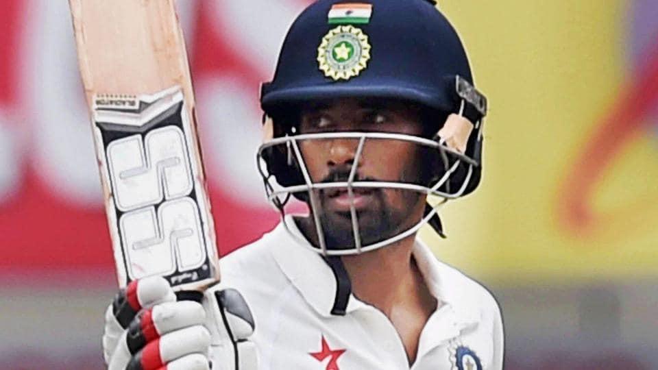 Wriddhiman Saha,Dharamsala Test,India vs Australia