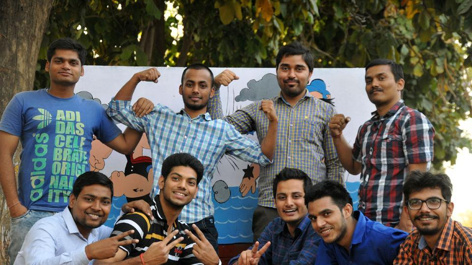 """A number of students from Lucknow's Institute of Engineering and Technology (IET) have """"gate-crashed"""" their way to postgraduation courses at IITs and equivalent colleges by scoring top marks in the Graduate Aptitude Test in Engineering (GATE) 2017."""