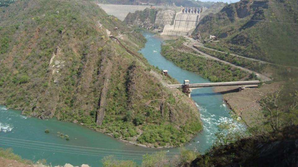 Ranjit Sagar Dam,hydro-electric power project,funds