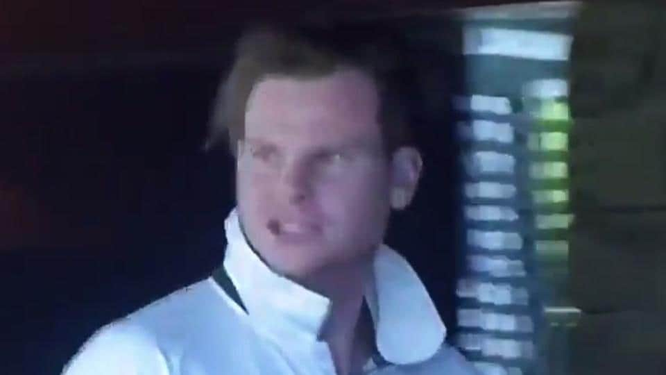 Australian skipper Steve Smith was caught on camera calling Indian opener Murali Vijay a 'f**king cheat' on Day 3 of the 4th Test in Dharamsala.