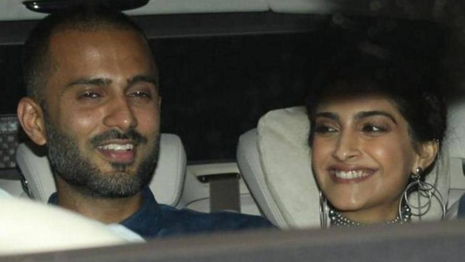 Actor Sonam Kapoor's rumoured boyfriend Anand Ahuja has a clothing line.(Reuters)