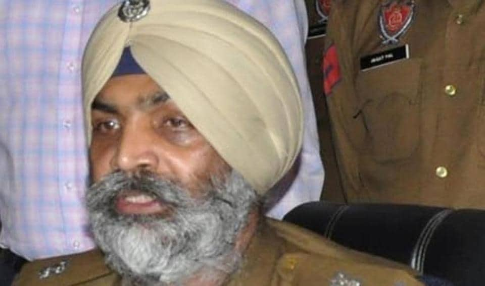 Parminder Singh Bhandal, city superintendent of police (SP), SAS Nagar