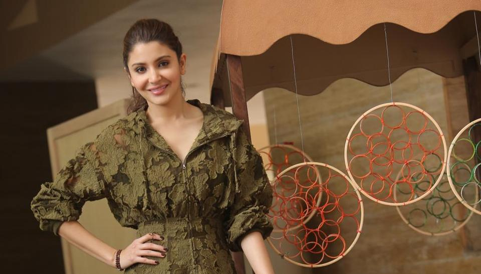 Actor Anushka Sharma says it is challenging to be an actor and producer of a film, but she enjoys it.