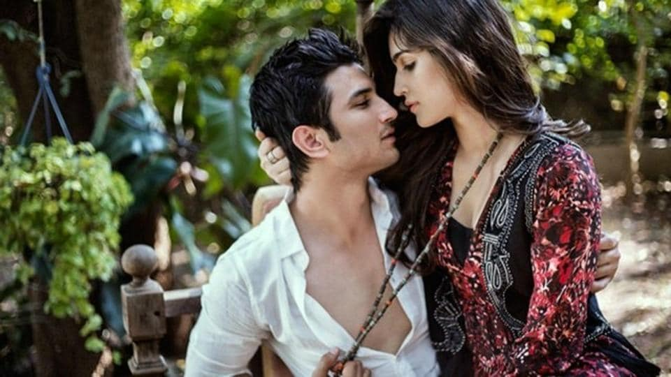 Kriti Sanon and Sushant will be seen together in Raabta.