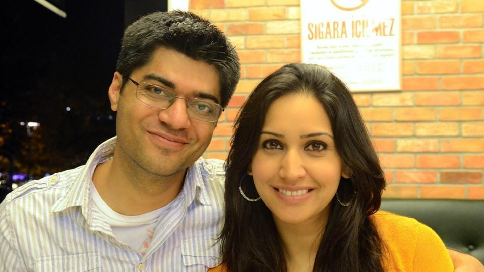 Nitin Sood and Sana H. Sood, co-founders of Happy Shappy, want to change the Indian wedding business.