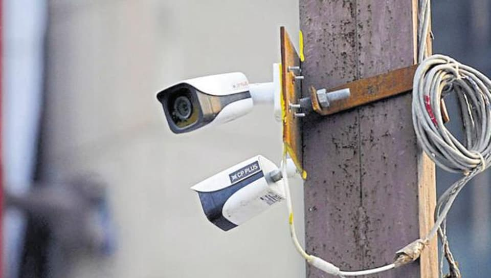 The Uninterrupted Power Supply (UPS) of the CCTV cameras installed at Bharat Nagar chowk, Sarabha Nagar chowk, Ittan Vala chowk in Shimlapuri and Sunder Nagar in Daresi were stolen on Saturday, sending the police department in a tizzy.