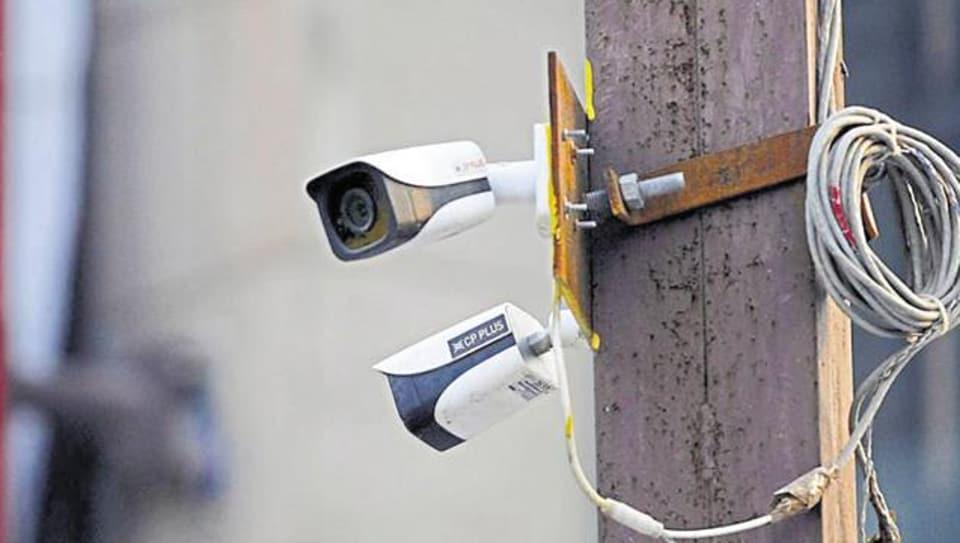 Ludhiana,Police,CCTV