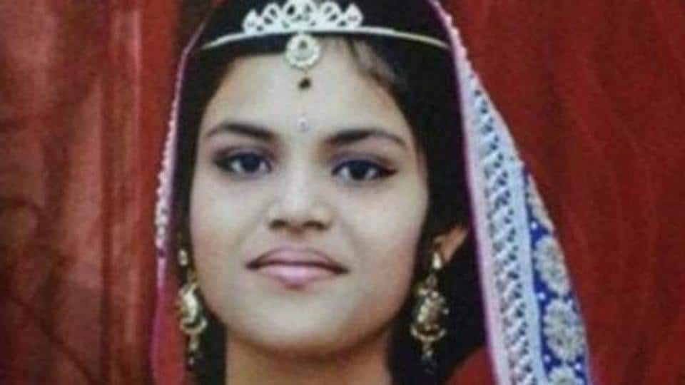 Aradhana's family, it is reported, influenced the child to undertake this fast in the hope that this would better the family's jewellery business, which had run into debt. (Facebook)