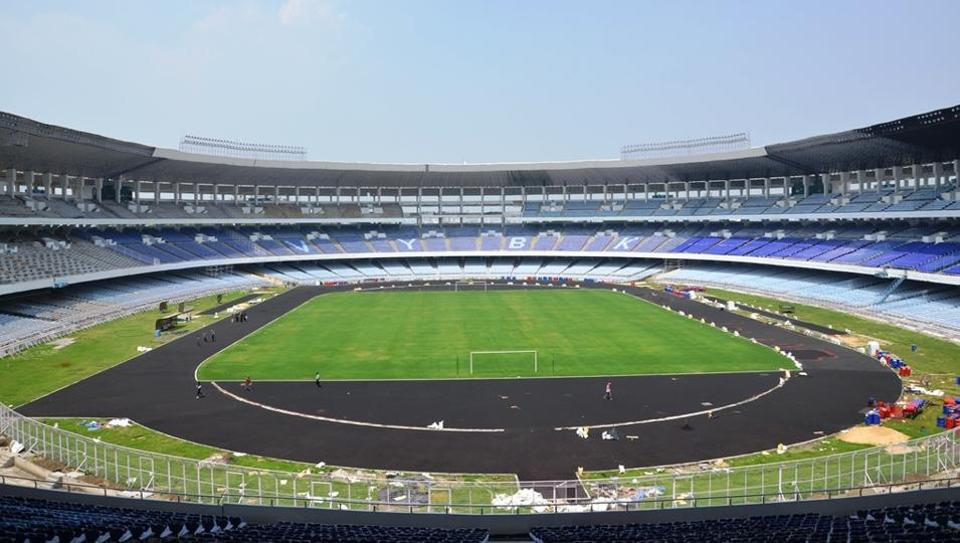 The iconic Salt Lake Stadium, which was renovated for the 2017 FIFA U-17 World Cup, will host the final of the tournament.