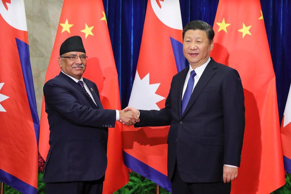 Nepal-China relations