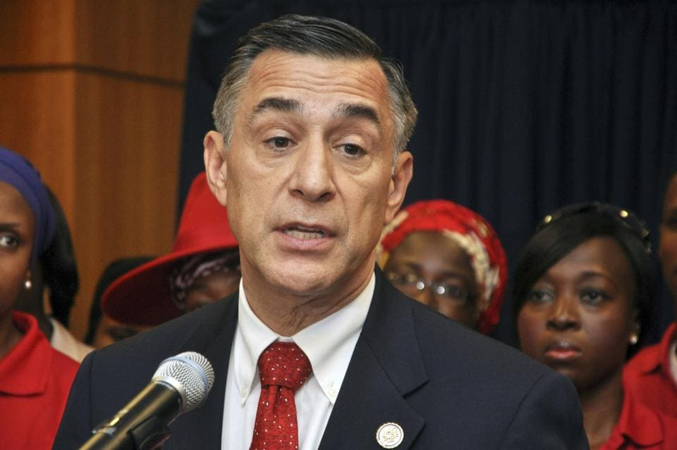 "Issa said his bill does not target Indian IT companies in the US like TCS, Infosys and Wipro, but said that they will be impacted by it and that they ""will have to up their game""."