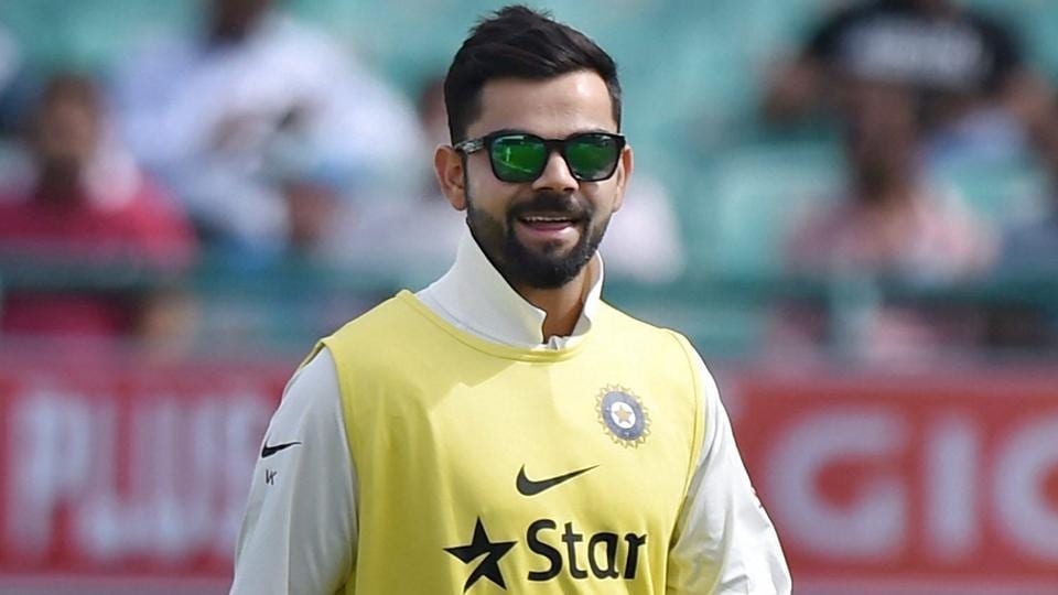 Virat Kohli was ruled out of the fourth India vs Australia Test in Dharamsala due to a shoulder injury.
