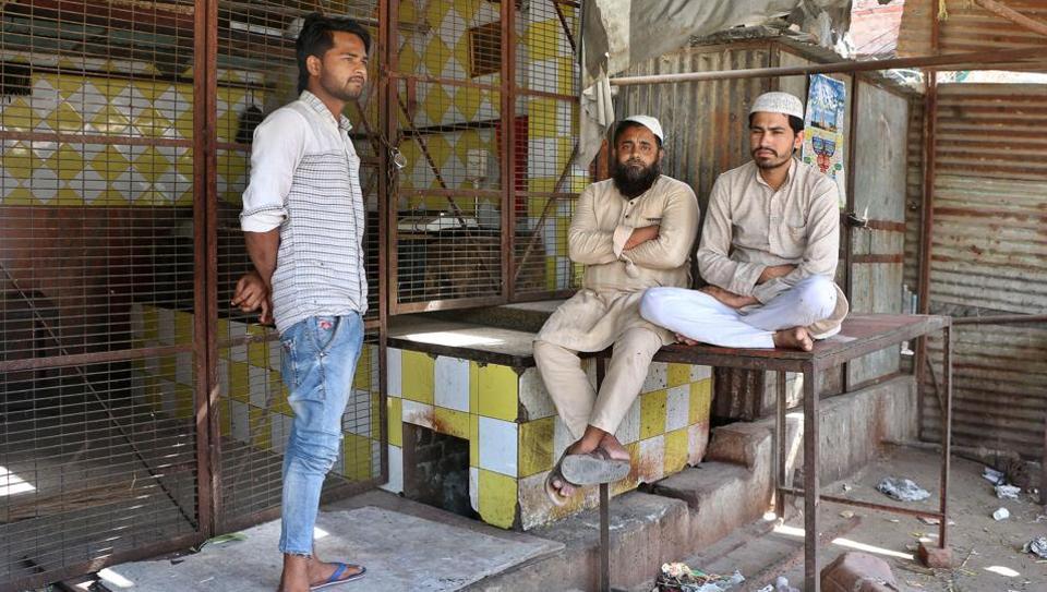 Noida,Ghaziabad,UP crackdown
