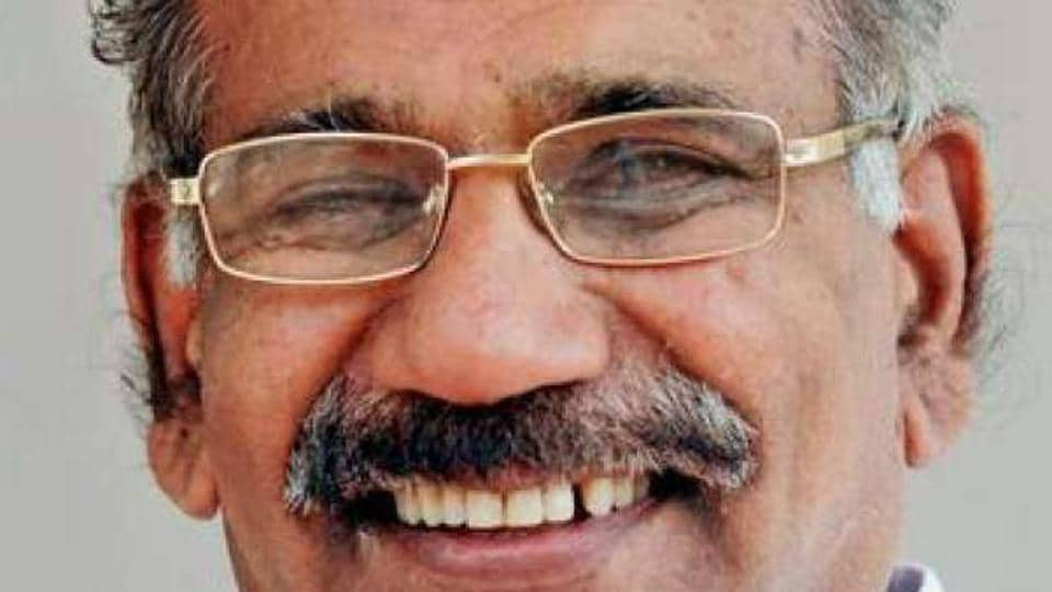 Transport minister AK Saseendran on Sunday resigned after an audio emerged in which he was heard having a lewd conversation with a woman on phone.