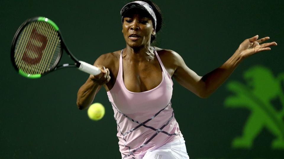 Venus Williams,Angelique Kerber,Miami Open