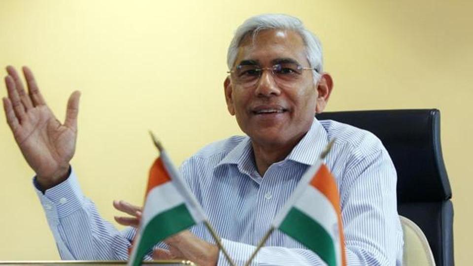 Banks Board Bureau chairman Vinod Rai.