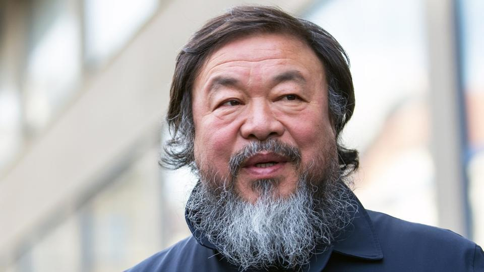 Painter, sculptor, photographer and filmmaker, Ai Weiwei, 59,  is known for art that confronts social and political issues.