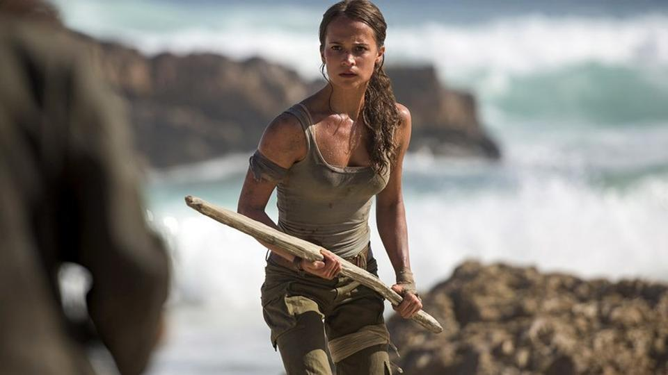 Alicia Vikander's Tomb Raider is slated for a March 18, 2018 release.