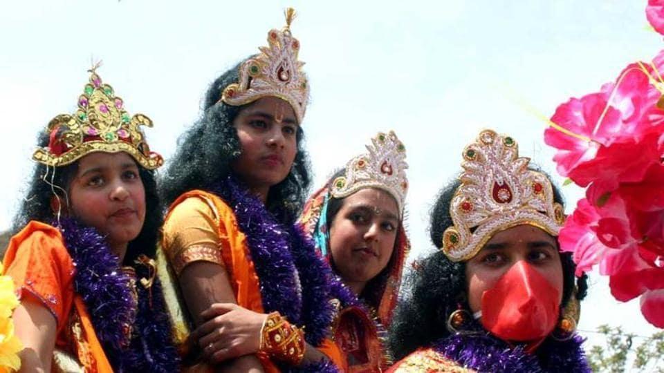 Ram Navami,BJP,Mamata Banerjee