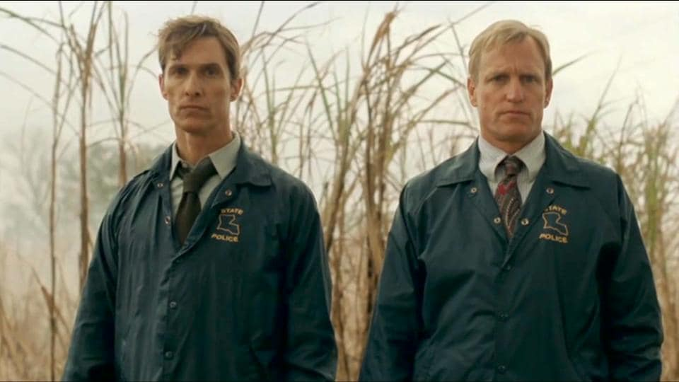 The first season of True Detective earned wide acclaim for Pizzolatto, director Cary Fukunaga and stars Matthew McConaughey and Woody Harrelson.