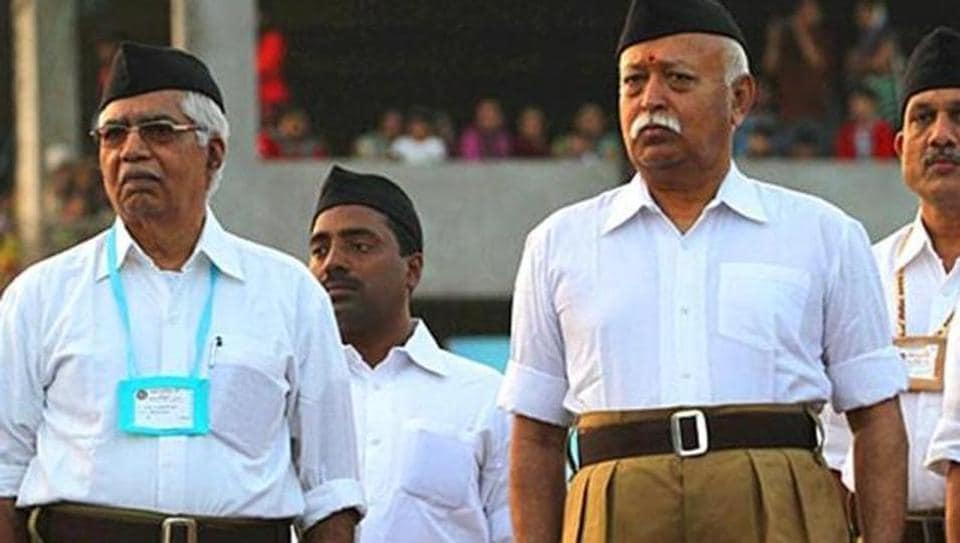 Rashtriya Swayamsevak Sangh (RSS) chief Mohan Bhagwat seems to have lent his support to inter-caste marriages.