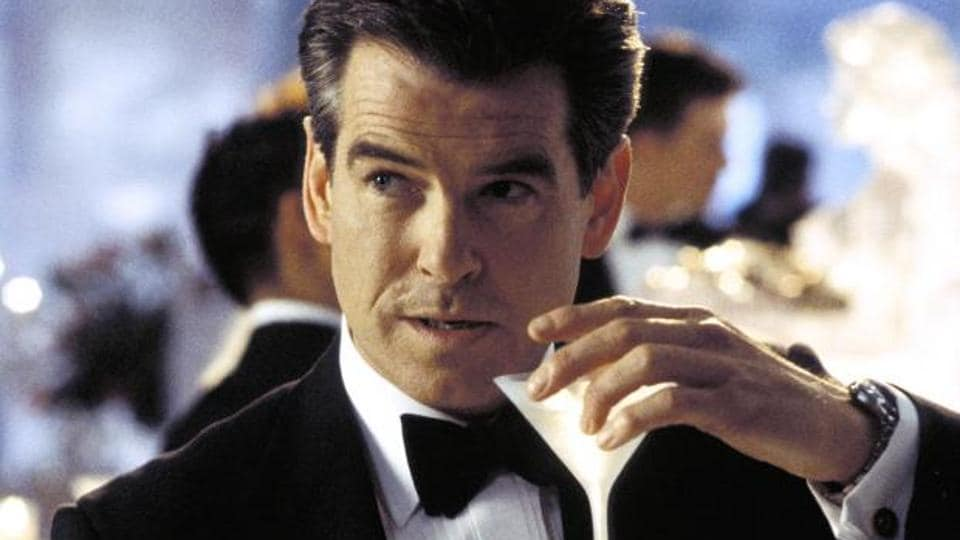 Pierce Brosnan played James Bond in four movies.