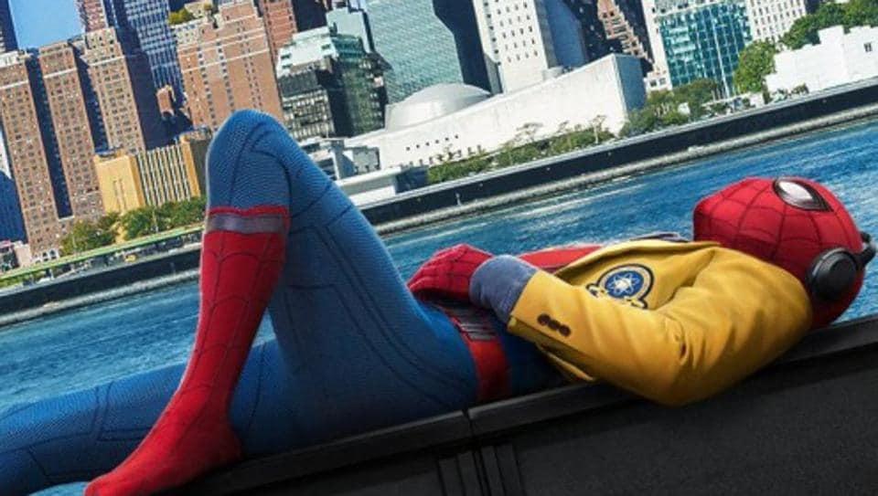 Spider-Man Homecoming,Spider Man,Tom Holland