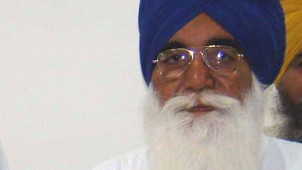 Gurdev Singh Badal,Former Punjab minister,SAD leader