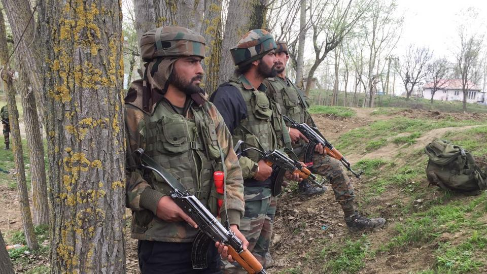 Kashmir encounter,Budgam encounter,Militancy in Kashmir