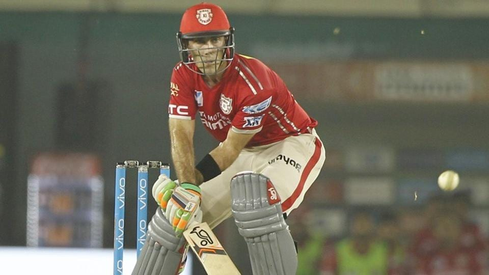 Glenn Maxwell will be leading Kings XI Punjab in Indian Premier League (IPL) 2017. He replaced Murali Vijay in that role.