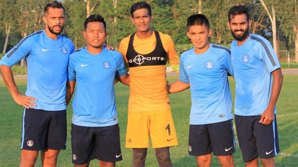 India will be depending on the senior players as they face Myanmar in the AFCAsian Cup qualifier.