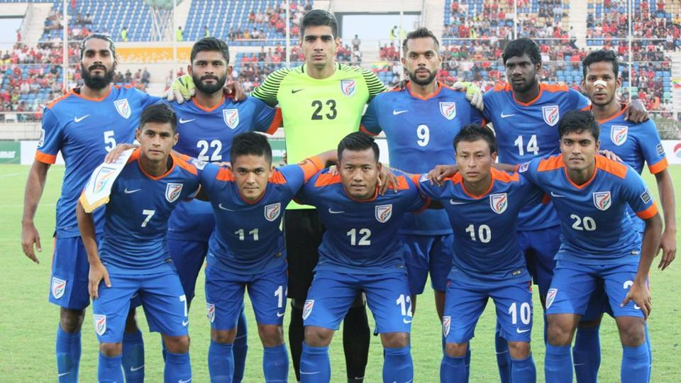 AFC Asian Cup,Indian football,Myanmar vs India