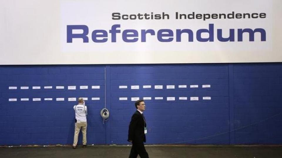 UK government,Scotland,Scottish Refrendum