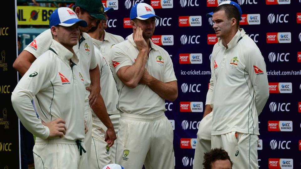 """""""They are a fantastic cricket side, particularly in their own backyard here and if you give them a sniff, they are going to take it. So credit to India for winning the series 2-1,"""" Steve Smith said after India won the fourth Test in Dharamsala  on Tuesday"""