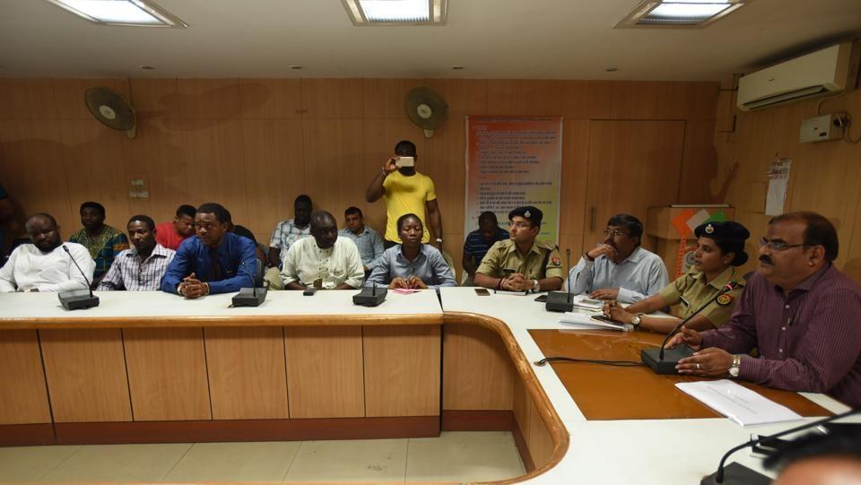 Noida authority,Grievance redressal,Noida