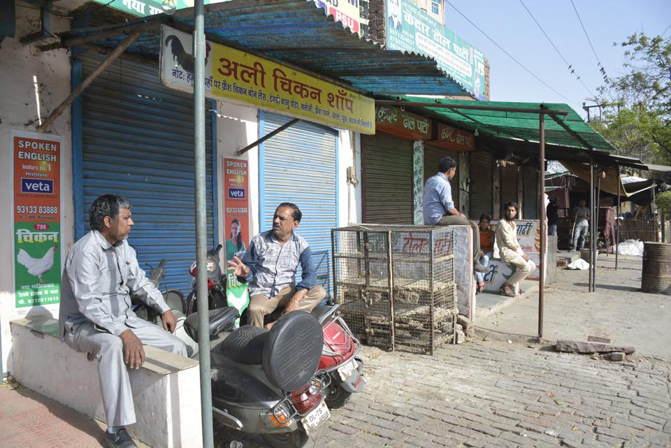 Nearly 152 shops have been closed  for want of licences, indulging in open slaughtering and not maintaining hygiene conditions.