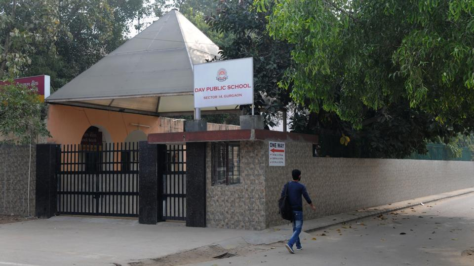 The principal of DAV public school inSector 14 said they have removed the shop selling uniforms, books and stationery from the campus.