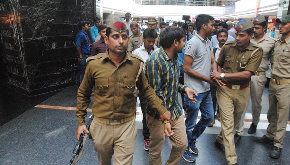 Anti-Romeo,Uttar Pradesh Police,Rampur