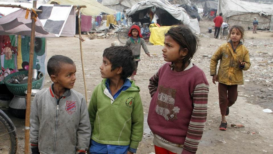 In most cases, the children had left their home on their own without telling their families.