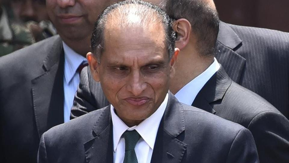 Pakistan's new envoy to the Us, Aizaz Ahmad Chaudhry, says whenever Pakistan and India move towards peace, there is a militant attack and India suspends peace talks.