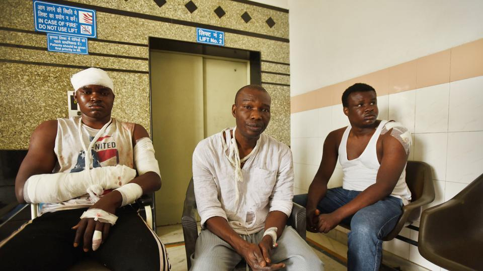 Nigerian brothers recount Greater Noida horror, video of attacks emerges