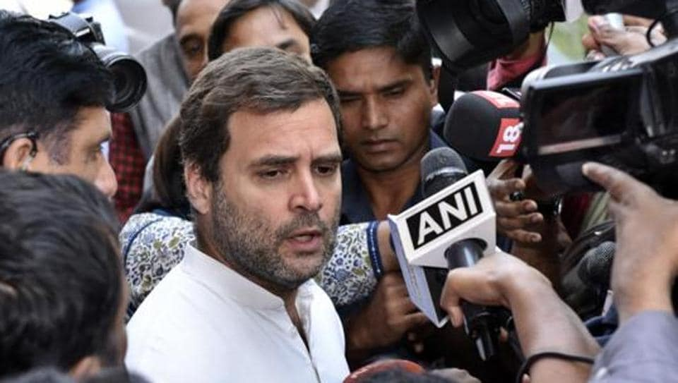 At a key strategy meeting of Congress MPs in the Lok Sabha chaired by party vice president Rahul Gandhi, it was decided to raise the concerns of the public on the GST Bills and seek necessary amendments.