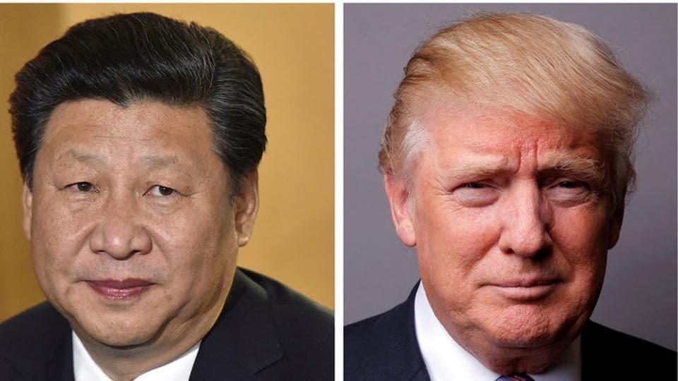 Donald Trump,Xi Jinping,Florida