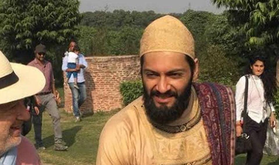 Ali Fazal plays Abdul Karim, the confidante of Queen Victoria.